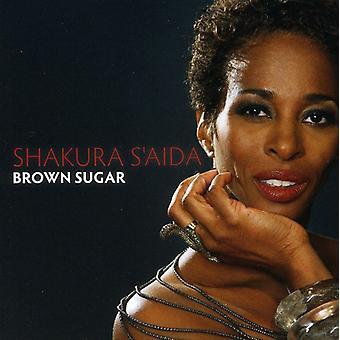 Shakura S'Aida - Brown Sugar [CD] USA import