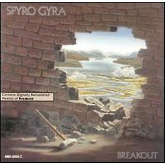 Spyro Gyra - import USA Breakout [CD]