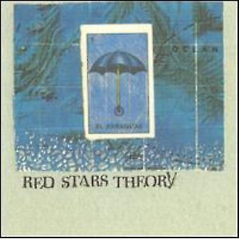 Red Stars Theory - Red Stars Theory [CD] USA import