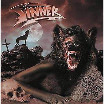 Sinner - The Nature of Evil [CD] USA import