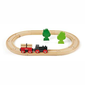 تعيين كاتب القطار الغابات قليلاً بريو 33042