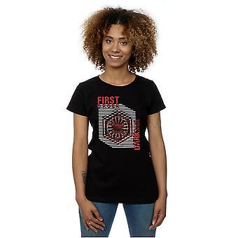 Star Wars Women's The Last Jedi Dark Side T-Shirt