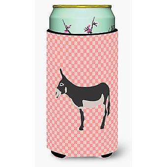 Amerikaanse mammoet Jack Donkey roze selectievakje hoog Boy drank isolator Hugger