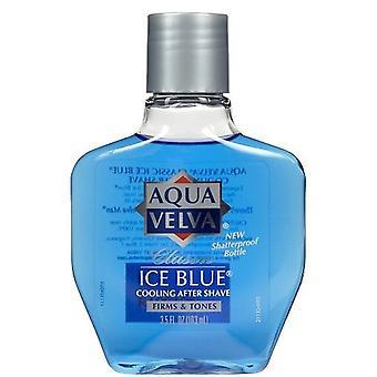 Aqua Velva klasyczny Ice Blue po goleniu Kolonia 2 butelki Pack