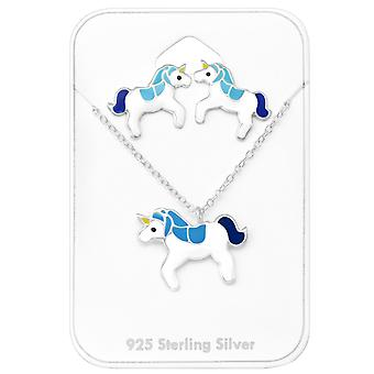 Unicorn - 925 Sterling Silver Sets - W28981x