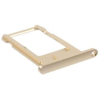 7/7 iPhone Plus SIM-Kartenhalter Silber/SIM-Karte fach-gold