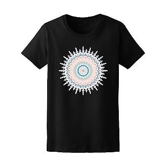 Arabische helle Mandala T-Shirt Frauen-Bild von Shutterstock