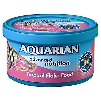 Aquarian Tropical Flake Fish Food - 13 g