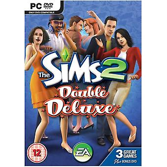 The Sims 2 Double Deluxe (PC DVD) - New
