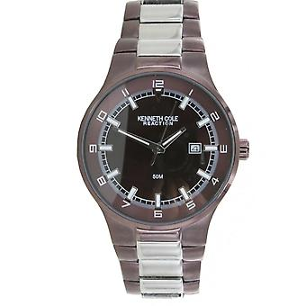 Kenneth Cole Nowy Jork mężczyzn nadgarstka zegarek analogowy stal KC3623BNIP