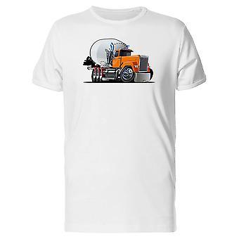 Monster-Mixer Truck T-Shirt Herren-Bild von Shutterstock