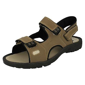 Mens Gemo Casual Summer Sandals