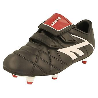 Boys Junior Hi-Tec Football Boots League Pro SI EZ JR