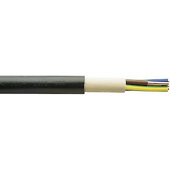 Faber Kabel 010050 High-voltage cable NYY-J 5 x 6 mm² Black Sold per metre