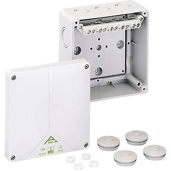 Spelsberg 49041001 conjunto caja (L x W x H) 140 x 140 x 79 mm gris IP65