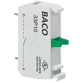 BACO BA33P01 Contact 1 breaker momentary 600 V 1 pc(s)