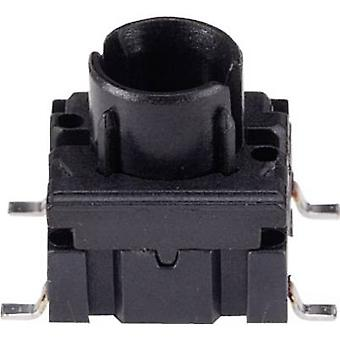 MEC 3FSH9 Pushbutton 25 V DC 0.05 A 1 x Off/(On) IP67 momentary 1 pc(s)
