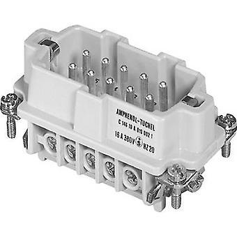 Amfenol C146 10A010 002 1-1 Pin Introduceți Amfenol C146 10A010 002 1 C146 10A010 002 1 Conectori greleConectiori industrialiConectare prize Sarcină