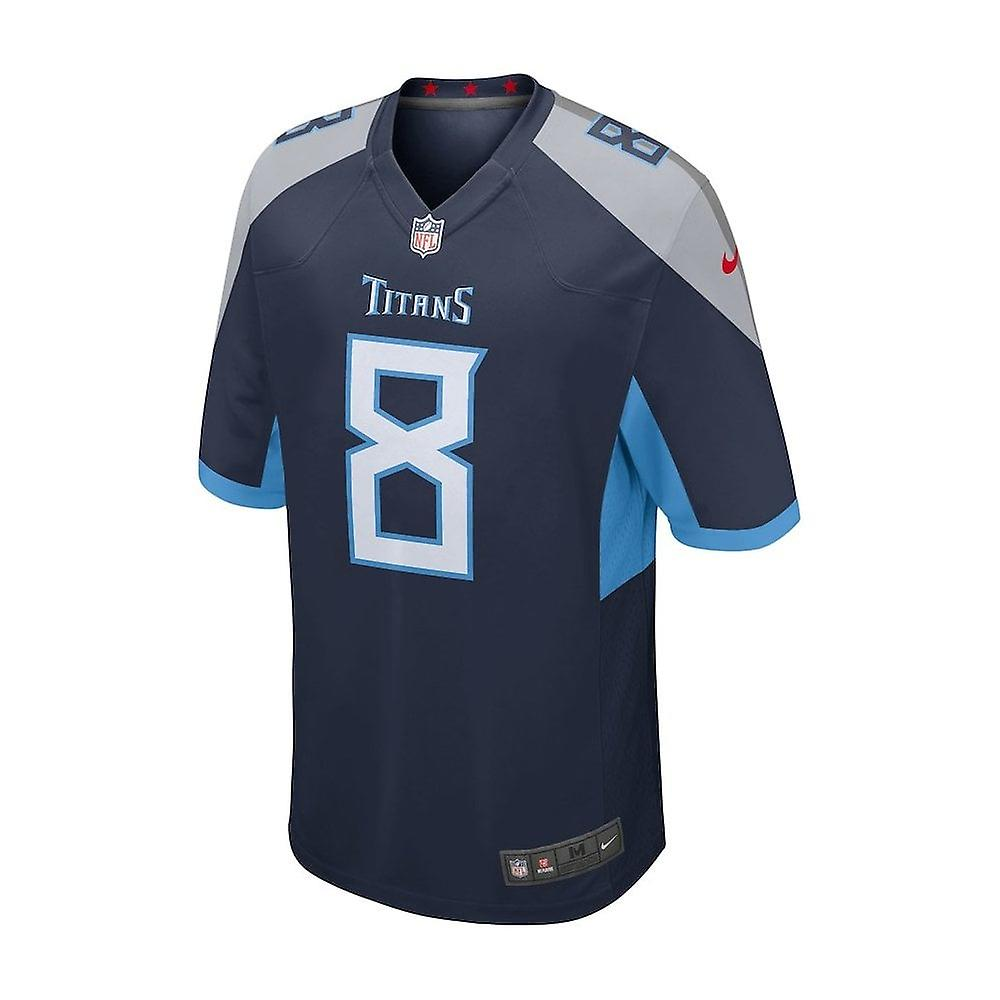 Nike Nfl Tennessee Titans Home Game Jersey - Marcus Mariota
