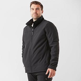 Peter Storm Men's High Loft Softshell Jacket  Black
