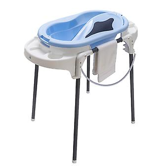 TOP bathing unit with stand