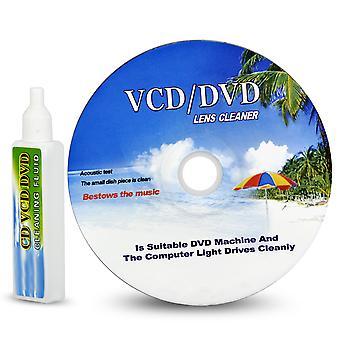 TRIXES reproductor de CD/DVD limpiador de la lente láser removedor de suciedad principal
