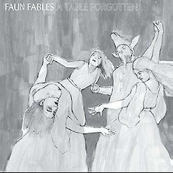 Faun Fables - Table Forgotten [CD] USA import