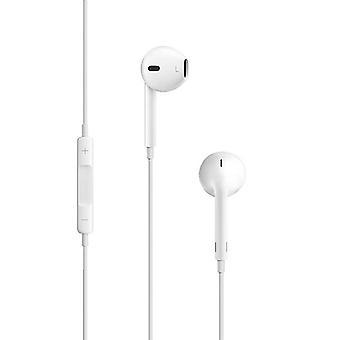Apple EarPods med fjärrkontroll och mikrofon MD827ZM/B
