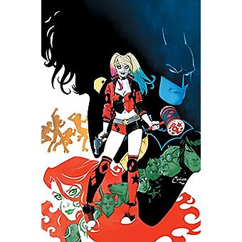 Harley Quinn The Rebirth Deluxe Edition Book 1 (Rebirth) by Jimmy Pal