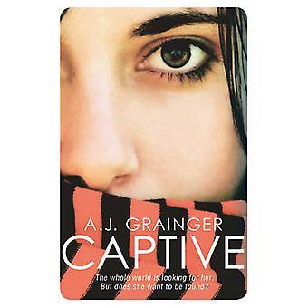 En captivité par A.J. Grainger - livre 9781471122927