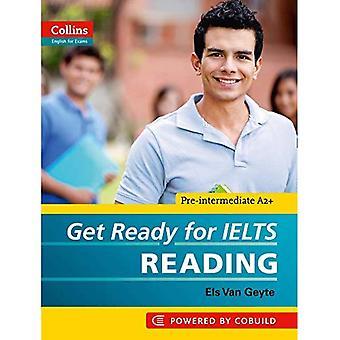Collins redo för IELTS läsning (Collins engelska för tentor)