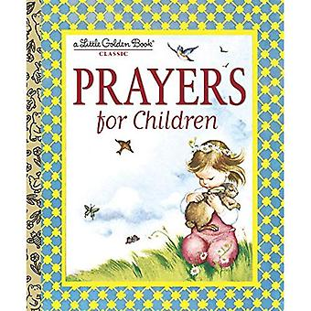 Prayers for Children (A Little Golden Books)