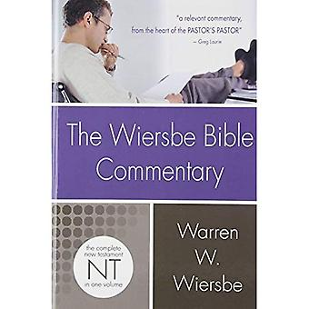 The Wiersbe Bible Commentary: New Testament: The Complete New Testament in One Volume (Wiersbe Bible Commentaries)