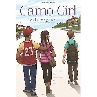 Dziewczyna Camo