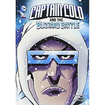 Kaptein kulde og Blizzard slaget (DC super skurkene