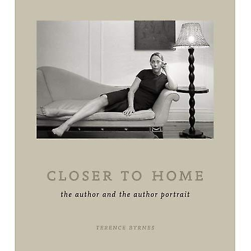 Closer to Home: The Author and the Author Portrait