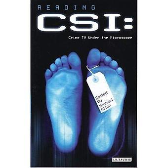 Lettura di CSI: Televisione sotto il microscopio (lettura contemporanea Television)