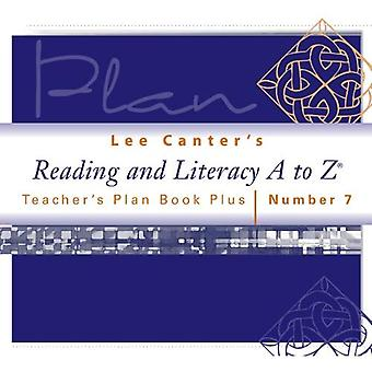 Teachers Plan Book Plus #7