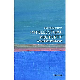 Proprietà intellettuale: Un'introduzione molto corta (molto brevi introduzioni)