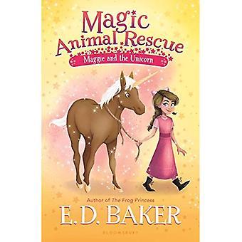 Magische dierlijke redding 3: Maggie en de Eenhoorn