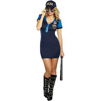 Sexy Detective Adult Costume - 21028