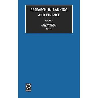 Research in Banking and Finance Volume 3 by Hasan & Iftekhar
