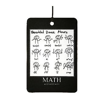 Math samochodowa zawieszka zapachowa