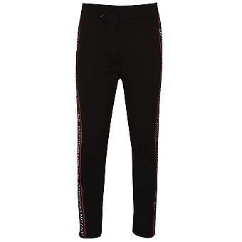 Antony Morato Black Tape Logo Jog Pants