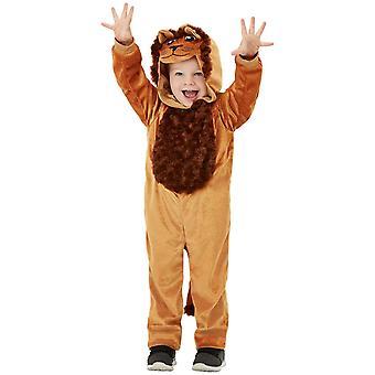 Lew kostium dla niemowląt unisex karnawał kostium zwierząt kombinezon lew