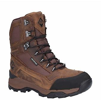 Muck Boots Mens Summit 8in Performance Leather Hiking Boots