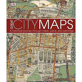 Great City Maps by DK - 9780241238981 Book