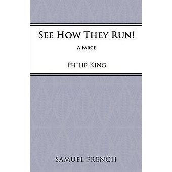 See How They Run - Play by Philip King - 9780573014031 Book