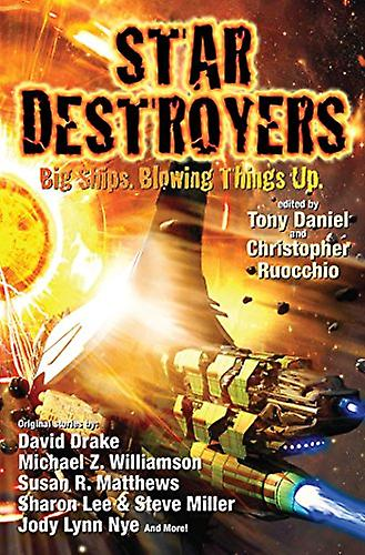 Star Destroyers by Christopher Ruocchio - 9781481483094 Book