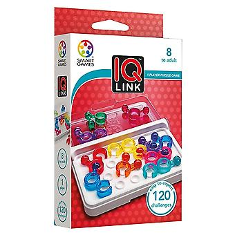 SmartGames IQ Link One Player Brain Teaser